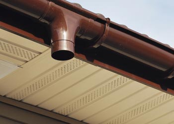 Tregaron fascia and soffit replacements
