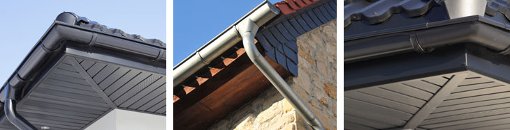 fascia and soffit installation in Pencoed