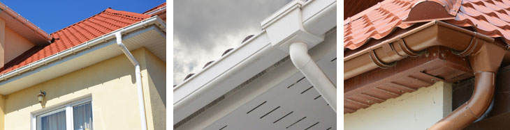 Abertridwr fascia and soffit installation