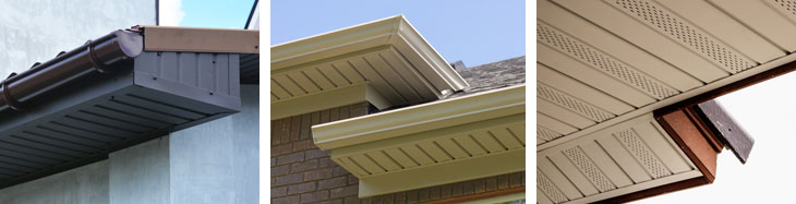 fascia and soffit installation in Whelston