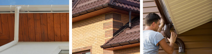 Llangollen fascia and soffit installation