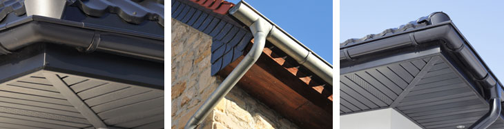 fascia and soffit installation in Aberporth
